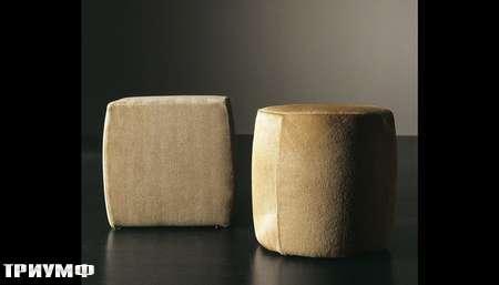 Итальянская мебель Meridiani - пуф Charlot