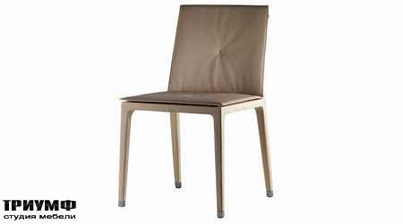 Итальянская мебель Poltrona Frau - стул Fitzgerald
