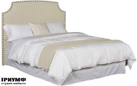 Американская мебель Vanguard - Bonnie Bruno Queen Headboard