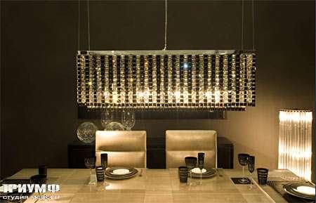Итальянская мебель Fendi Casa - Стол Bernini