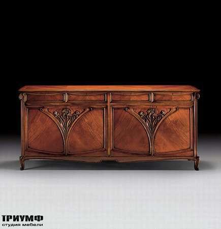 Итальянская мебель Medea - Криденца из коллекции Liberty, дерево