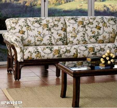 Итальянская мебель Varaschin - Диван Palma Club II