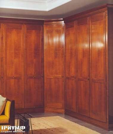 Итальянская мебель Arca - шкаф Modernariato
