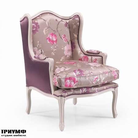 Итальянская мебель Seven Sedie - Кресло Elena