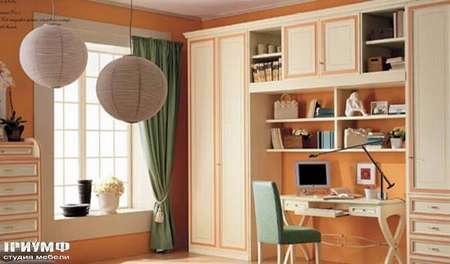 Итальянская мебель Ferretti e Ferretti - Классическая двухцветная детская, happy night