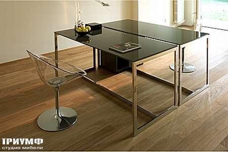 Итальянская мебель Gallotti & Radice - Письменный стол Quadra