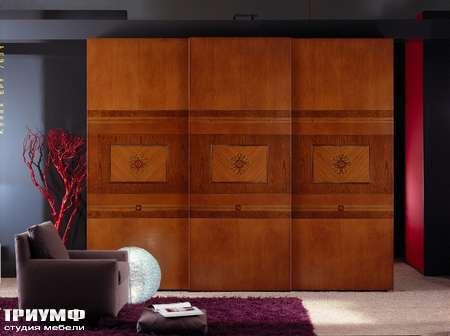Итальянская мебель Carpanelli Spa - Шкаф Floreale AR09