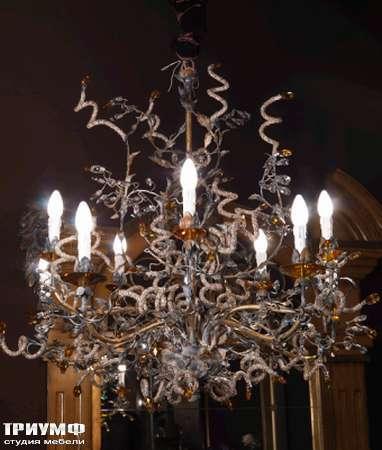 Итальянская мебель Jumbo Collection - Люстра из коллекции Garden