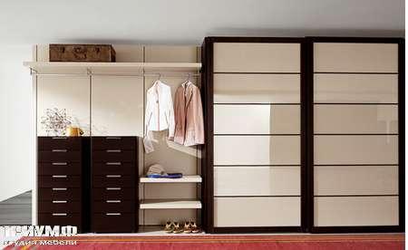 Шкаф Anteprima с раздвижными дверьми