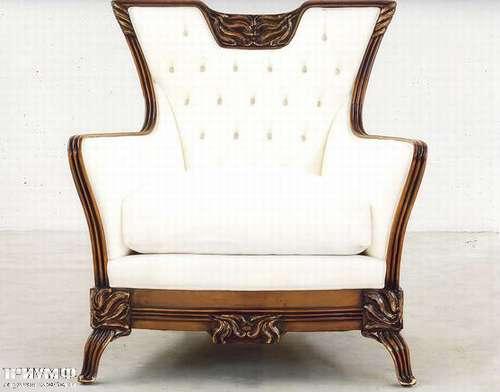 Итальянская мебель Medea - Кресло с высокой спинкой