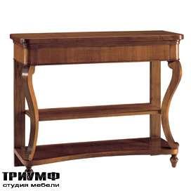 Итальянская мебель Morelato - Консоль с фигурными ногами кол. Luigi Filippo