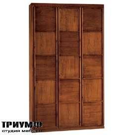 Итальянская мебель Morelato - Шкаф 3-х створчатый платяной