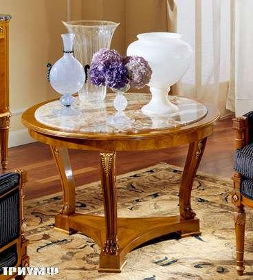 Итальянская мебель Colombo Mobili - Столик в имперском стиле арт.231.90 кол. Mascagni