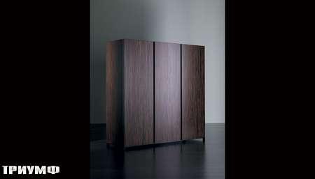 Итальянская мебель Meridiani - шкаф BOLKAN в палисандре