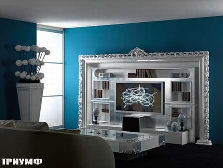 Итальянская мебель Vismara - под тв the wall