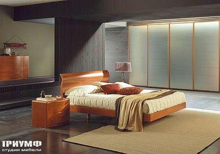 Итальянская мебель Vittoria - кровать  Tropea