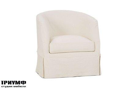 Американская мебель Rowe - Ava Swivel Chair