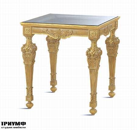 Итальянская мебель Chelini - стол арт FTBC 1072