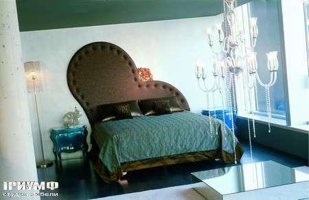 Итальянская мебель Creazioni - Кровать Valentino