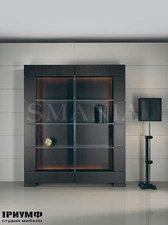 Итальянская мебель Smania - Стеллаж Biblo