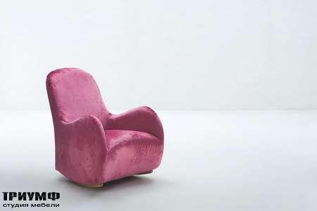 Итальянская мебель Giovannetti - Кресло-качалка gongolo