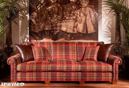 Английская мебель Duresta - диван PLANTATION