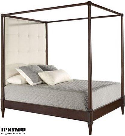 Американская мебель Hickory Chair - Artisan Poster Bed