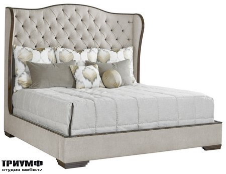 Американская мебель Marge Carson - Palo Alto Traditional Bed