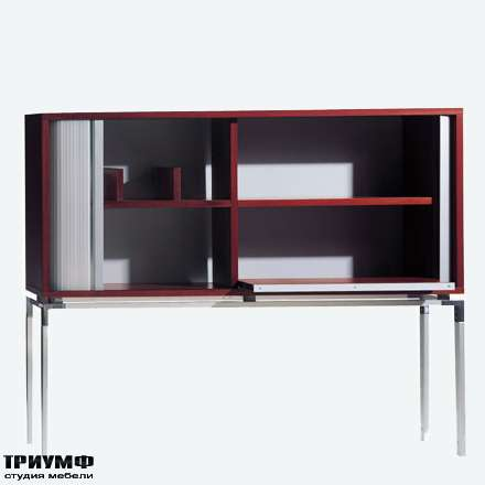 Итальянская мебель Driade - Консоль на металлических ногах