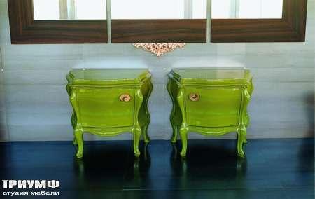 Итальянская мебель Creazioni - Тумбочка Bertino