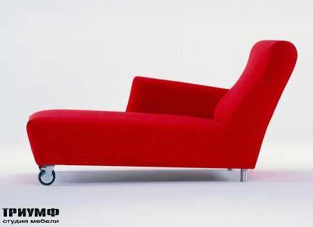 Итальянская мебель Giovannetti - Кресло-шезлонг CIRCE