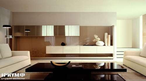 Итальянская мебель Besana - Стенка коллекция Time