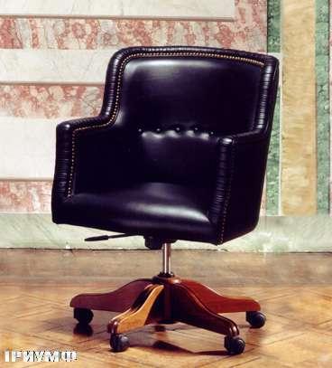 Итальянская мебель Colombo Mobili - Рабочее кресло вращающееся арт.186.2 кол. Scarlatti