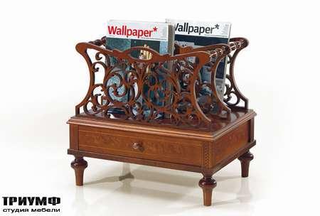 Итальянская мебель Seven Sedie - Газетница 00PR01
