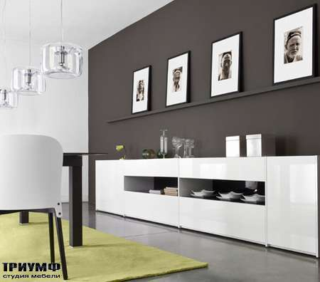 Итальянская мебель Ligne Roset - комод SLIM