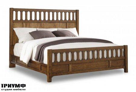 Американская мебель Flexsteel - Sonora Queen Bed