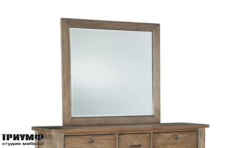 Американская мебель Legacy Classic - Brownstone Village Dresser Mirror