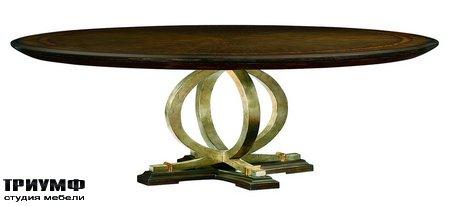 Американская мебель Marge Carson - Bolero Dining Table