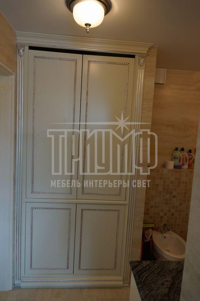 Квартира на Юго-Западе Москвы. Студия Триумф