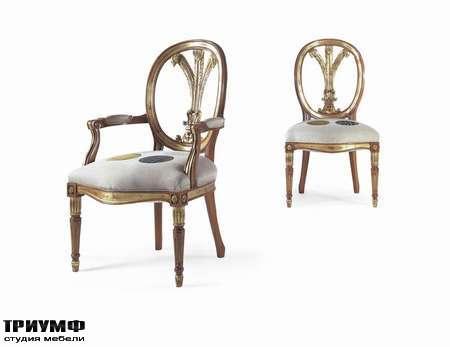 Итальянская мебель Jumbo Collection - Cтул MAT-15(16)