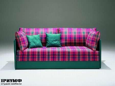 Итальянская мебель Futura - Диван с подушками Fiordaliso