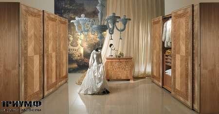 Итальянская мебель Carpanelli Spa - Шкаф Roseto AR12NAT