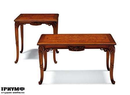 Итальянская мебель Medea - Стол журнальный прямоугольный арт. 908
