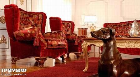 Итальянская мебель Zanaboni - Диван классический Vivi