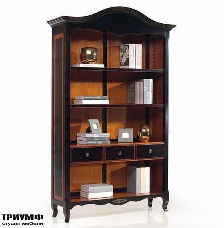 Итальянская мебель Seven Sedie - Книжный стеллаж Morgan