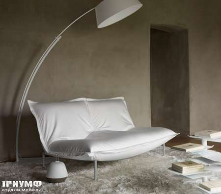 Итальянская мебель Ligne Roset - диван Calin