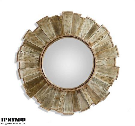 Американская мебель Interlude Home - Kloss Starburst Mirror