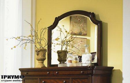Американская мебель Legacy Classic - Evolution Bureau Mirror