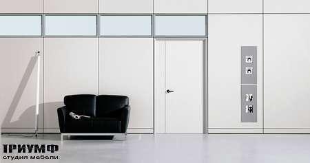 Итальянская мебель Frezza - Комната ожидания, коллекция Areaplan