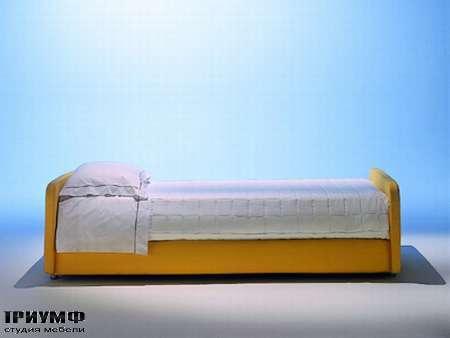 Итальянская мебель Futura - Кровать односпальная Flash Back